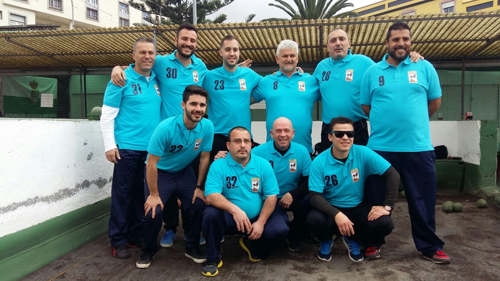 Club Bola Canaria Las Rosas